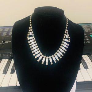 Ladies vintage evening necklace!